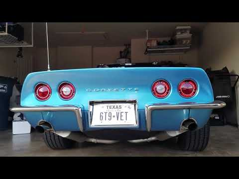 1969 Chevrolet Corvette for Sale - CC-1019848