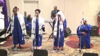 Chorale Femmes Affranchies - Louange 10ème conférence