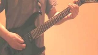 Cinderella - Push push Guitar lesson