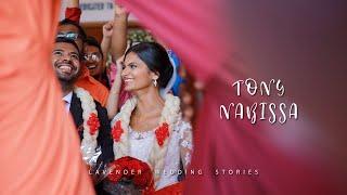 TONY + NABBISA.....KNANAYA WEDDING HIGHLIGHT | LAVENDER | 2020