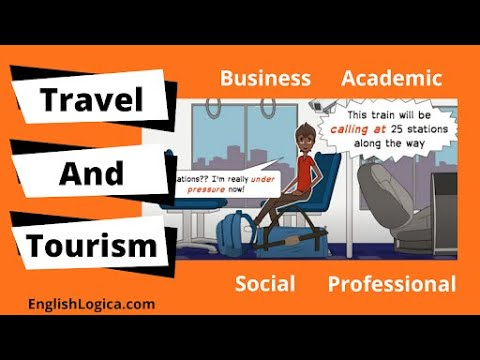 Vocabulary for Travel and Tourism