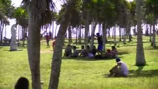 preview picture of video 'En playa Bibijagua 1'