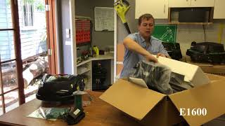 Robot Lawn Mowers Australia – Exgain E1600 – Unboxing Video