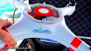 "NEW!  Mariner2 ""SPLASH DRONE"" w/Waterproof Gimbal arrives!  Unboxing video in BVIs, CARIBBEAN!"