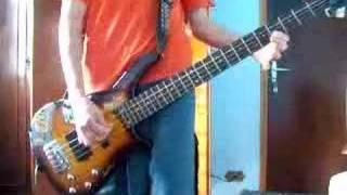 No Borders No Nations(Live Version) - Anti-Flag (Bass Cover)