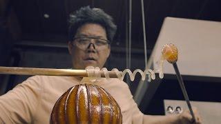 A Peek Inside the Glass Pumpkin Craze with San Jose Artist Kevin Chong | KQED Arts