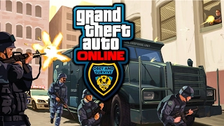 THE ONE WAY A COP DLC WOULD TOTALLY WORK IN GTA ONLINE