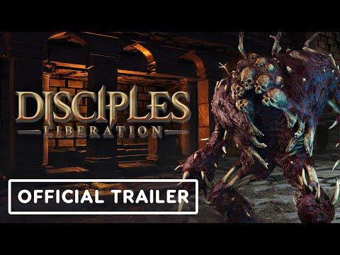 L'action-RPG balance du gameplay de Disciples: Libération