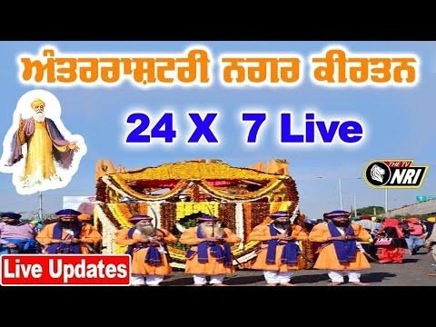 LIVE International Nagar Kirtan Pakistan To India 22 October 2019