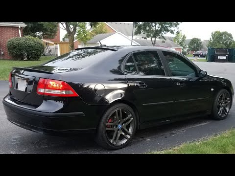 Getting Perfect Saab 9-3 Wheel Fitment