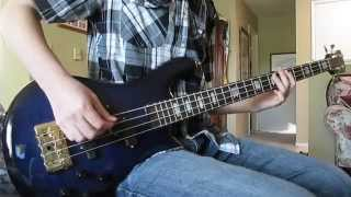 Chevelle - Jawbreaker Bass Cover