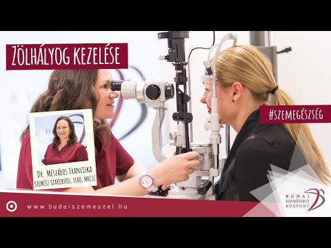 Homeopátia myopia esetén