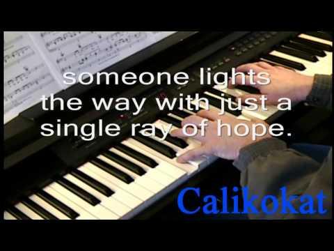 Angels Among Us - Piano