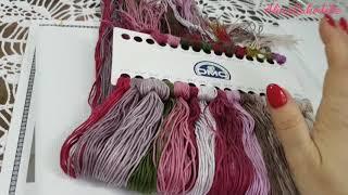 Мамина вышивка/ Набор для вышивки от Е. Шашновой