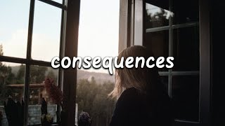 Camila Cabello   Consequences (Lyrics  Orchestra)