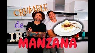 Crumble de Manzana con Nacho