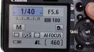 Три правила фотосъемки: ISO, выдержка и диафрагма