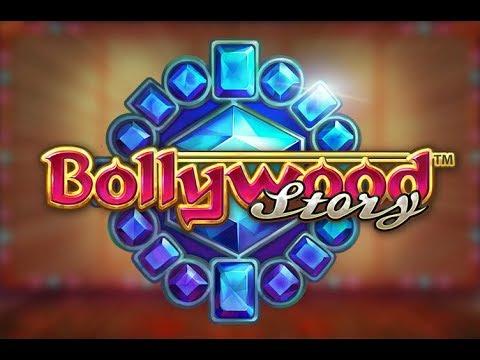 Bollywood Story från NetEnt