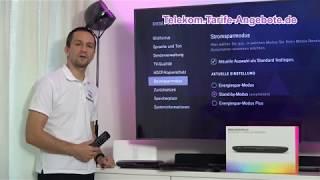 Inbetriebnahme / Installation Telekom Media Receiver 201 (MR201)