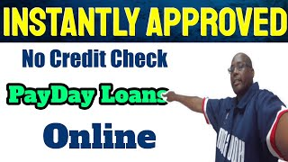 Top 5 Best Payday Loans Online For Bad Credit No Credit Check Instant Approval 2021!