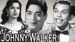 Old Hindi Movie   Johnny Walker   Full Movie   Shyama   Old Classic Movie
