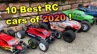 10 Best RC cars of 2020