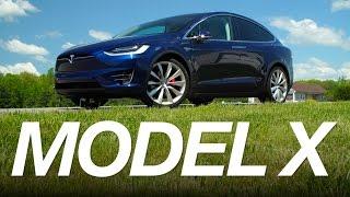 Tesla Model X 2016 - dabar