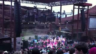 Big Boi - The Way You Move at Bisco Inferno at Red Rocks 5/28/11 #2/2