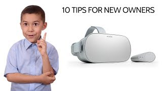 10 Tips For New Oculus GO Owners | Play Steam VR Games, Download Your Videos, Increase Storage...