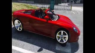 Porsche Carrera GT Sound Mod