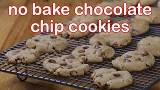 homemade chocolate chip cookies no butter