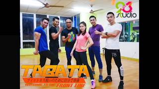 4 minutes TABATA workout at home. by 96 Fitness & Dance Malaysia