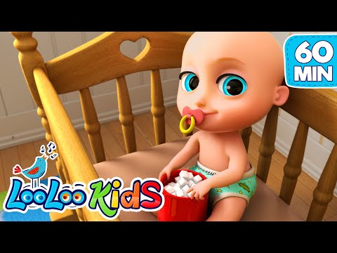 Johny Johny Yes Papa - Great Songs For Children | LooLoo Kids Mp3