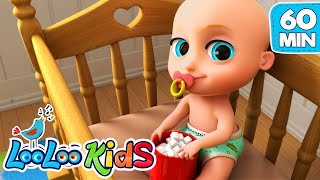 Johny Johny Yes Papa   Great Songs For Children | LooLoo Kids