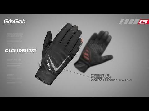 GripGrab Cloudburst handsker title=