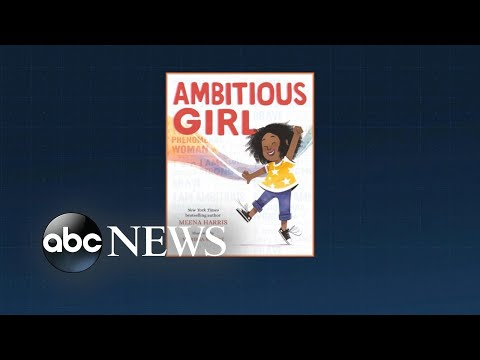 Author Meena Harris discusses her new book, 'Ambitious Girl'