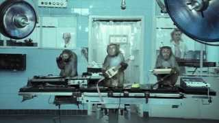The Secrets Behind the Basement Jaxx 'Where's Your Head At' Video