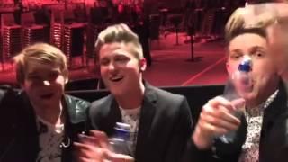 JTR till final i Melodifestivalen