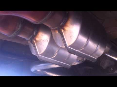 2001 Dodge Ram PaceSetter Long Tube Headers and True Duals