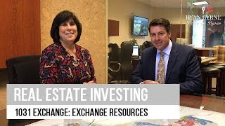 Real Estate Investing Strategies with Exchange Resources