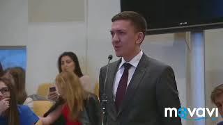 Жириновский взбесился, когда его спросили об изучении языков народов России
