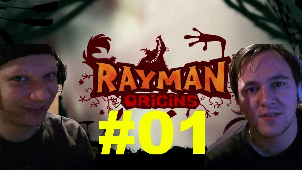 Spiele-Ma-Mo: Rayman Origins (Part 1 & 2)