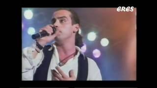 Terra promessa. Palau Sant Jordi (04-12-1991). Eros Ramazzotti