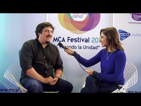 Entrevista a Matías Asun en MCA Festival 2019