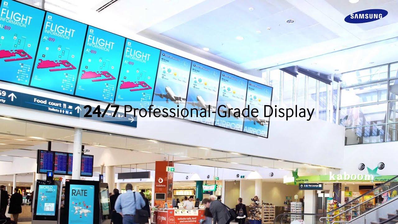 2013 Samsung Display Solutions B2B Vision thumbnail