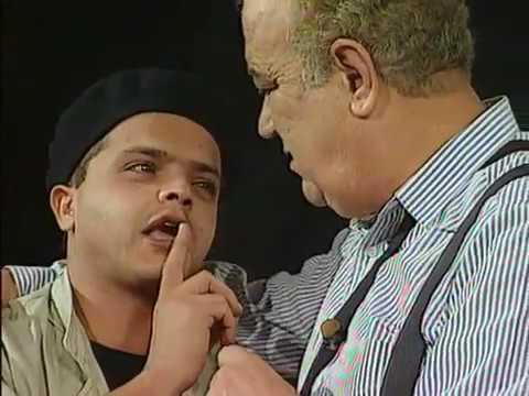 أقوى ألش على ثورة 19 بين حمامة بتاع التليفونات و الزواوي - مسرحية حزمني يا
