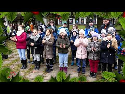 Karácsonyi üdvözlet – Bonyhádi Általános Iskola – 2020