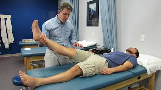 L4 Nerve Root Compression Evaluation with Paul Marquis PT