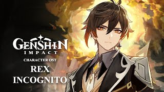 Rex Incognito - Genshin Impact Character OST