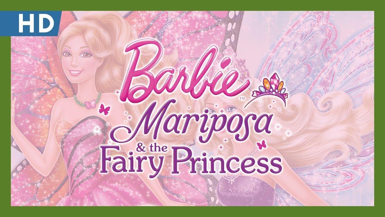 Trailer för Barbie Mariposa och älvprinsessan